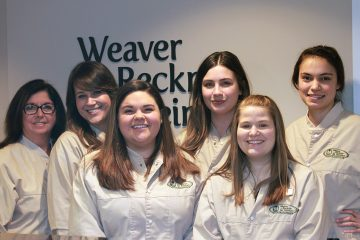 Weaver Reckner dental assistants